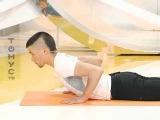 Хатха-йога для начинающих - Занятие 6 - Дыхание - Ритмичное дыхание