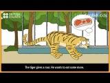 Изучение английского языка через песни для детей - детская песня - We're going to the zoo