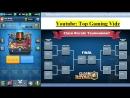 Clash Royale Tournoi BRACKET 1v1 avec abonnés PACK OPENING LIVE