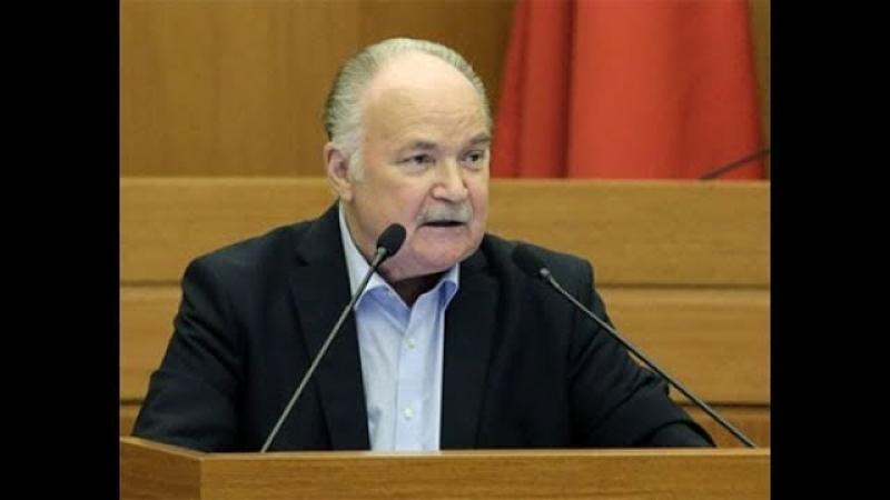 Выступление Н.Н.Губенко на заседании МГД по вопросу о памятнике А.Солженицыну.