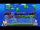 Sonic The Hedgehog The Lost Land Version 2 Sega Genesis - Longplay