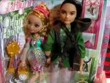 Эшлин Элла и Хантер Хантсмен, обзор на русском / Ashlynn Ella and Hunter Huntsman (DollBoom 1)