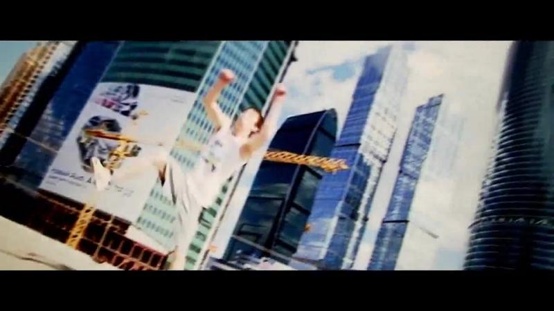 Трикинг (Избранное)Алексей Лаптев Реклама Рибок