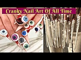 Cranky Nail Art You Haven't Seen Before