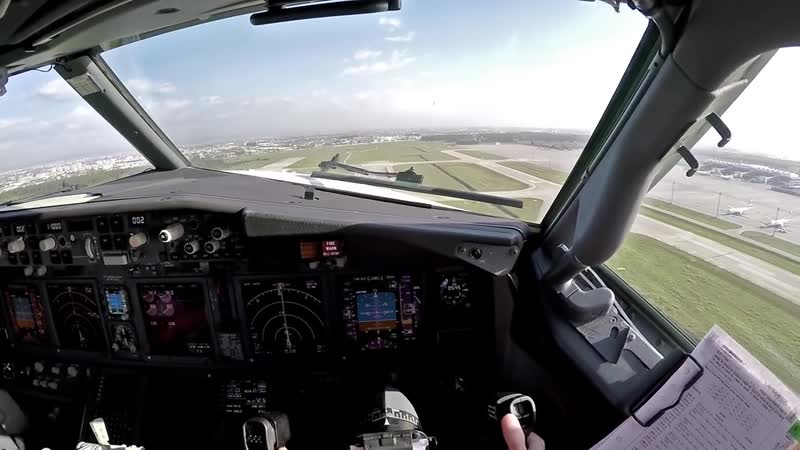Take-off and landing, a Pilots perspective!