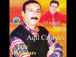 Aqil Cebiyev Meqsed Aranli Toy 2013 yeni