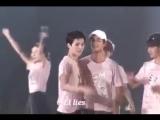 160813 EXO Sehun x SHINee MINHO @ (SMTOWN TOUR LIVE IN TOKYO)