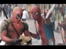 4 сцена deadpool 2 2018 после музыки Лененграда Marvel сцена после титров Мстители - война бесконечности 2018 веном venom