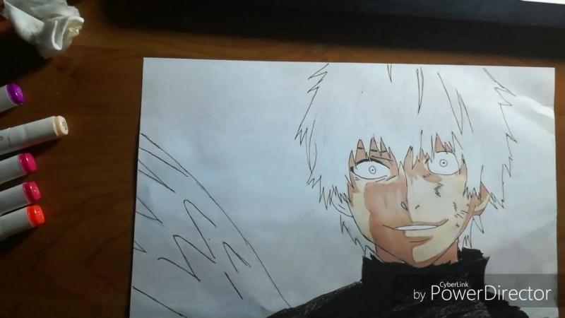 ANM-Drawing Kaneki Ken