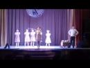 танец валенки - Маша выступает