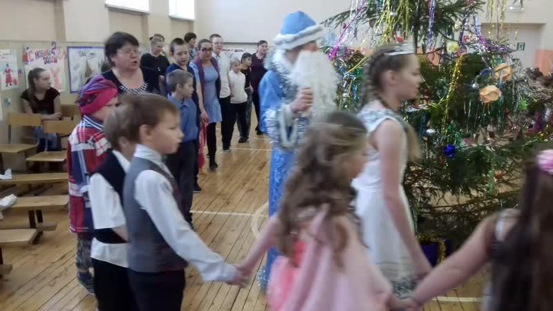 Хоровод начальные классы НГ 2019