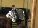 Михаил Огинский Полонез ( polonez oginskogo akordeon ) - Гафич