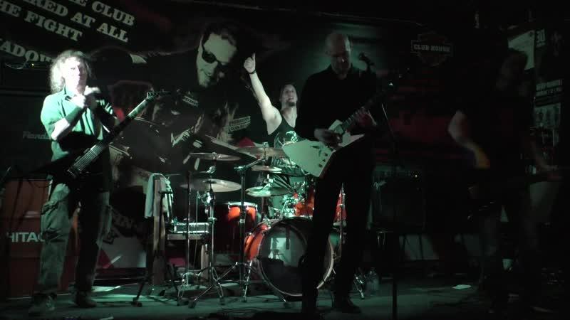Dark Secret Love - The Memory Remains Enter Sandman Battery Raining Blood (Брянск, ClubHouse, 02.02.2019)