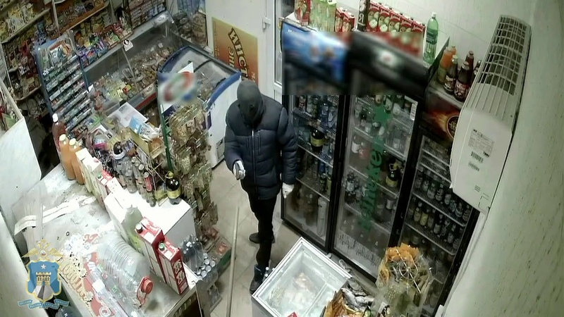 На Ставрополье полицейские задержали грабителей магазина
