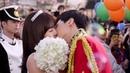 [The king 2Hearts] Lee Seung-gi ♥ Ha ji-won, Kiss Compilation