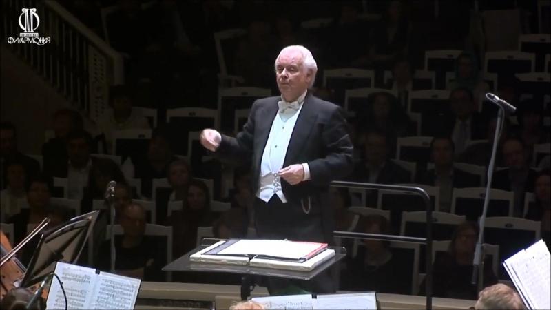 А Дворжак Славянский танец Op 46 No 8 Оркестр Московской филармонии Юрий Симонов
