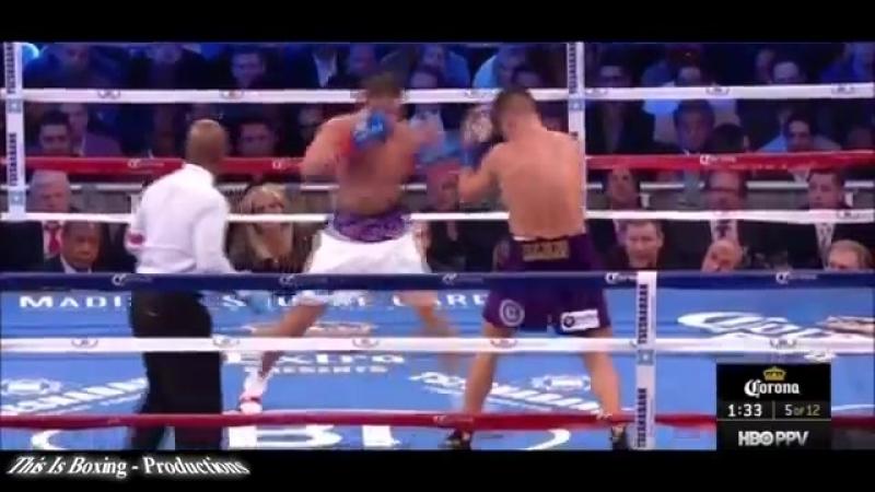 [v-s.mobi]Gennady Golovkin vs David Lemieux Ultimate Highlights!(Champion vs Champion).mp4
