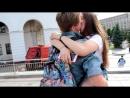Kissing Prank ПОЦЕЛУЙ С НЕЗНАКОМКОЙ РАЗВОД НА ПОЦЕЛУЙ ЗАМАНИЛИ ШКОЛЬНИЦ НА ПОЦЕЛУЙ