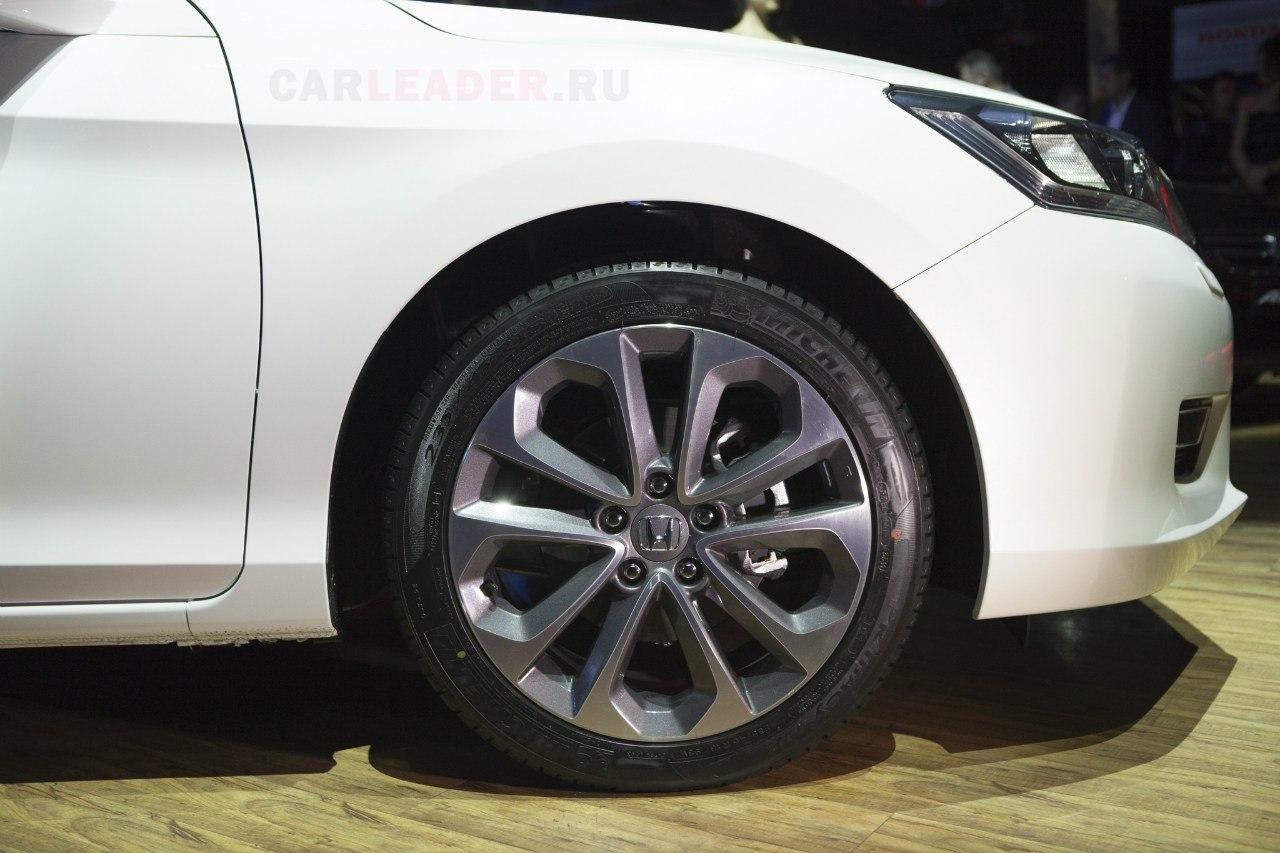 Литые диски Honda Accord 2013