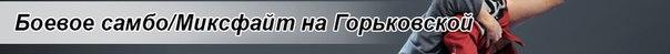 Боевое самбоМиксфайт на Горьковской
