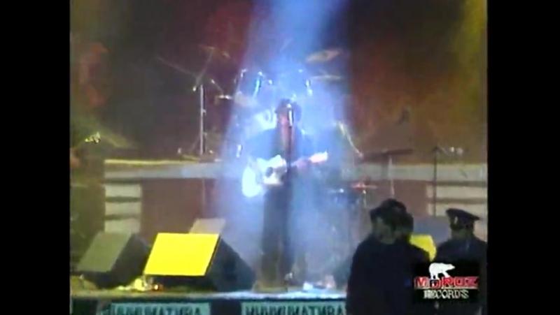 Виктор Цой и гр. Кино - Группа крови (Последний концерт, Лужники, 24 июня 1990 г.)