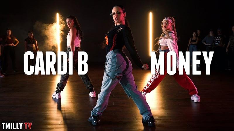 Cardi B - Money - Dance Choreography by Jojo Gomez - TMillyTV