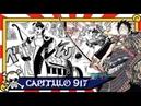 One Piece 917 - Speed e a Fúria de Luffy [Review]