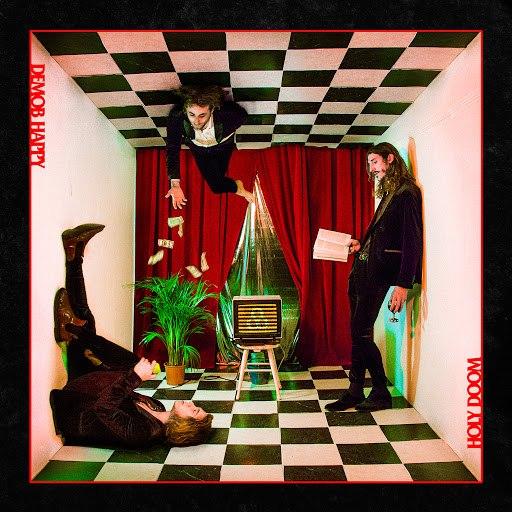 Demob Happy альбом Holy Doom