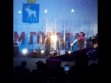 День города 2018 г. Выступление Наташи Королевой
