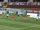2005 - 2006 Sezonu - Samsunspor-Beşiktaş dakika 73 gol Gökhan Güleç