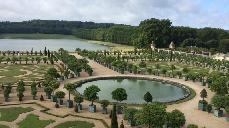 Версаль там очень красиво