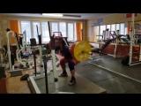 Алексей Никулин - присед 300 кг на 2