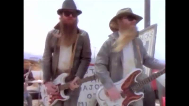ZZ Top Gimme All Your Lovin OFFICIAL MUSIC VIDEO 720p via Skyload