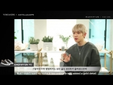 [INTERVIEW] 180721 YSNEAKERS X ASTELL&ASPR COLLABORATION @ EXOs Baekhyun