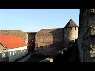 Иван-город - старинная крепость