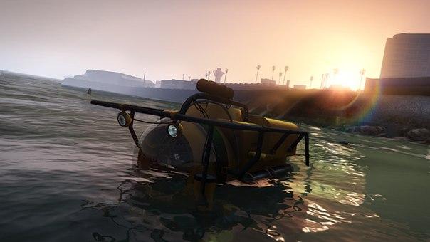 GTA V: Новые скриншоты K0QtzVZeKrw