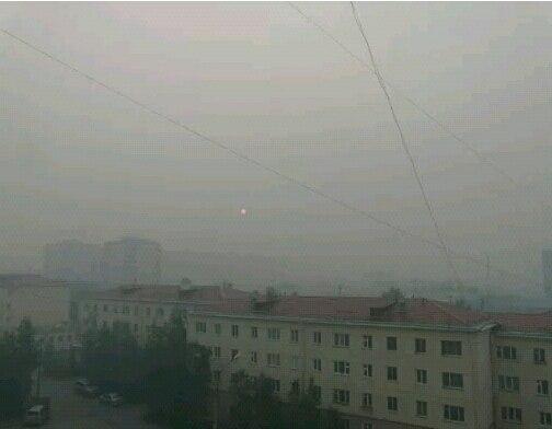 Информация по лесным пожарам в Мирнинском районе на 7 августа