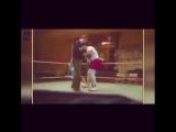 Кас Дамато учит Майка Тайсона фирменному стилю бокса