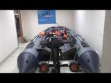 REEF TRITON 390 Супер лодка РИФ ТРИТОН 390