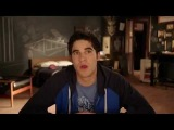 Darren Criss on Web Therapy 1/3 - Long Distance Lovers