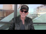 Billy Bob Thornton Talks 'Vial of Blood' at LAX