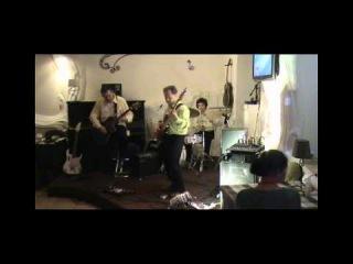 Gaura Band - Dancing in tha sky (art-cafe
