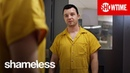 'Guess Who Gets To Pick Where He Gets Locked Up' Ep. 6 Official Clip   Shameless   Season 9