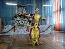 Индийский танец Бхарат-натьям