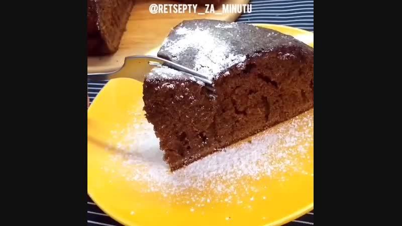 Женские Хитрости womantrlck шоколадный кекс