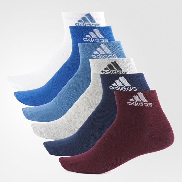 Шесть пар носков Thin Ankle