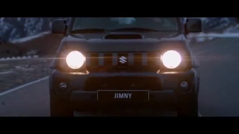 Suzuki Jimny. Большие планы на зиму