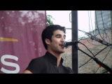 Darren Criss Market Days--Part of Your World