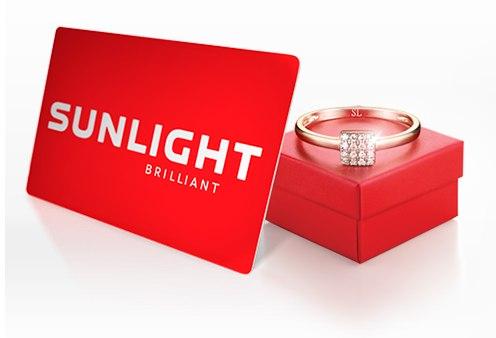 Sunlight Brilliant это просто гипермаркет ювелирных украшений