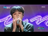Yong Junhyung - Between Calm And Passion @ Music Core 180512